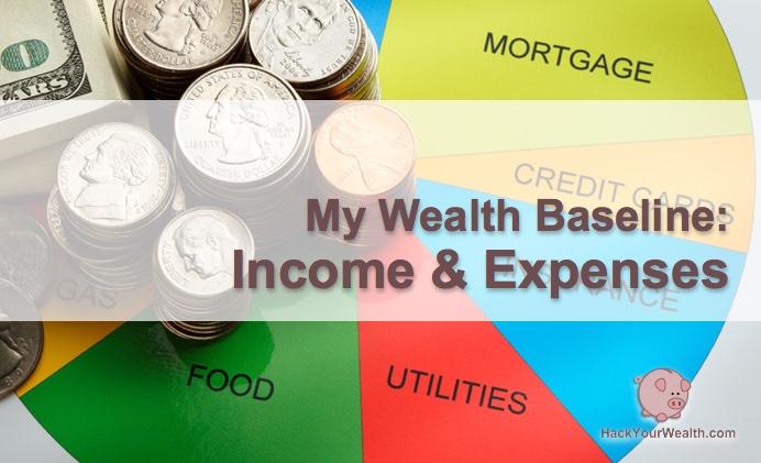 graphic income expenses