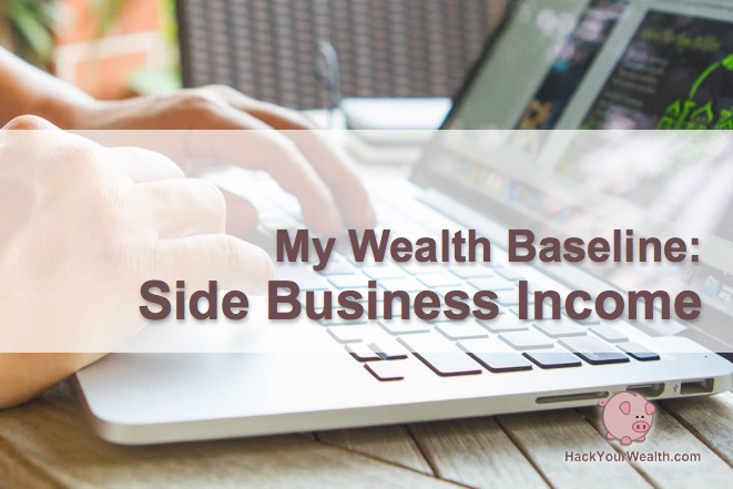 graphic side business income