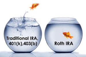 Roth IRA Conversion