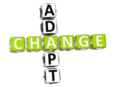 Adapt Change