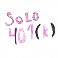 Solo 401k pink