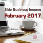 Income Report: February 2017 Side Business Results