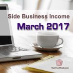 Income Report: March 2017 Side Business Results
