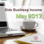 Income Report: May 2017 Side Business Results