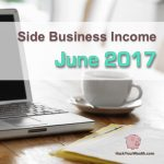 Income Report: June 2017 Side Business Results