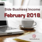 Income Report: February 2018 Side Business Results