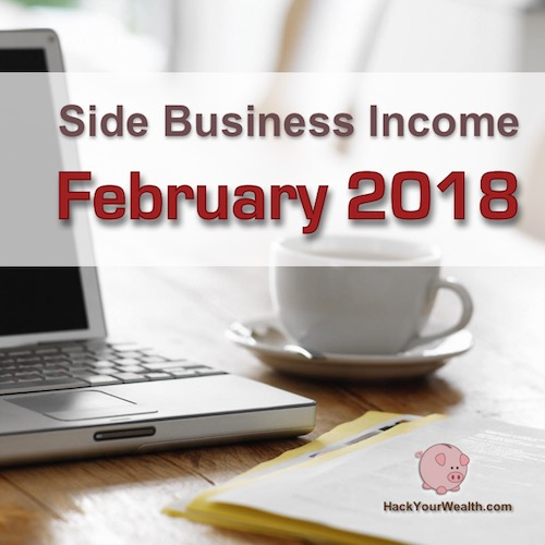2017 February side business results