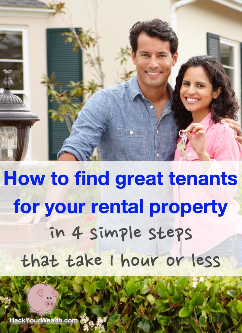 find great tenants