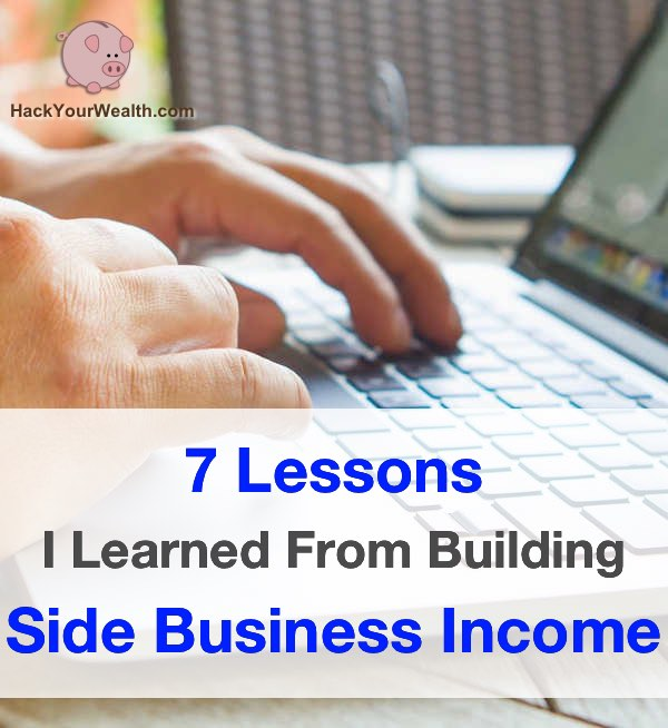7 Lessons Side Income