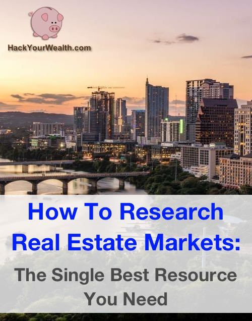 How to research real estate markets