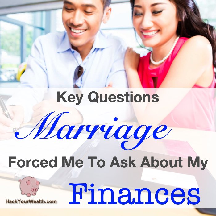 marriage finances